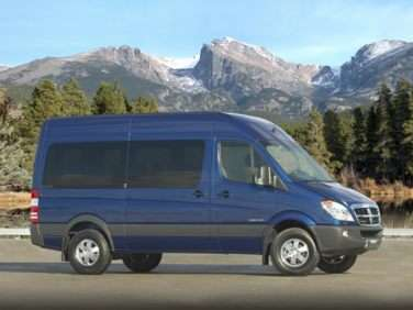 2009 Dodge Sprinter Wagon 2500