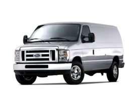 2009 Ford E-150 Commercial Cargo Van