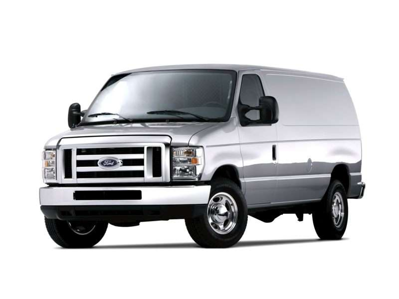 Research the 2009 Ford E-150