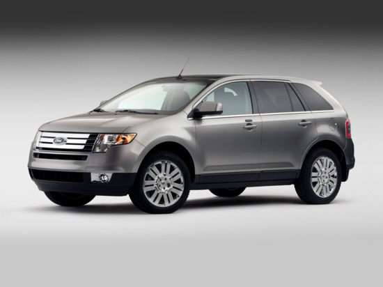 Test Drive: 2009 Ford Edge