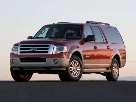 2009 Ford Expedition EL