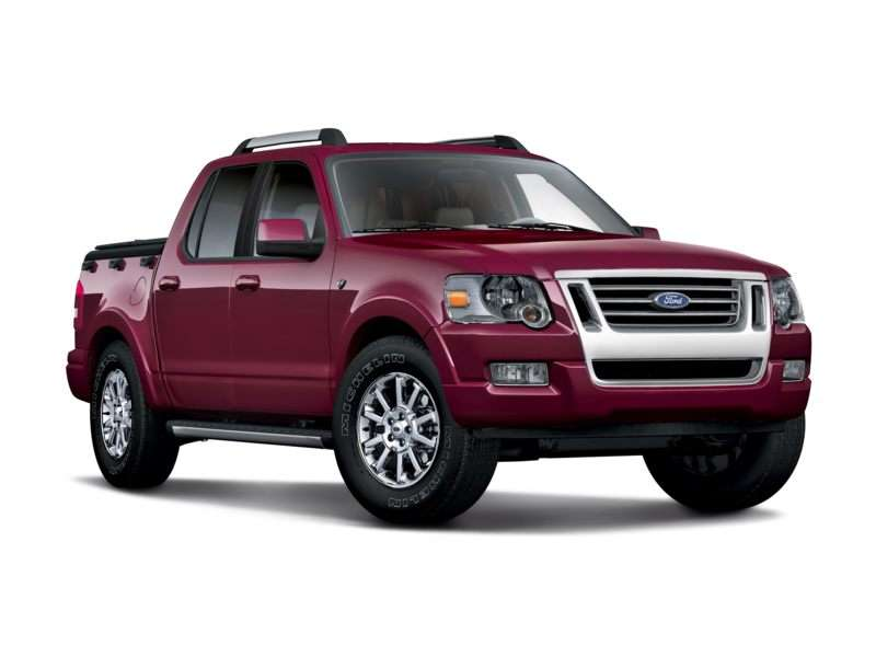 2009 Ford Explorer Sport Trac