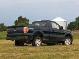 Road Test: 2009 Ford F-150 Lariat 4x2