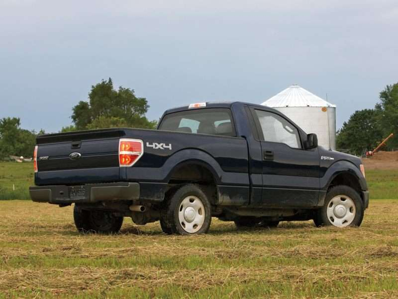 Best Used Full-Size Trucks