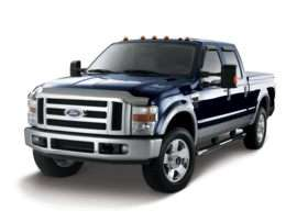2009 Ford F-250 FX4 4x4 SD Crew Cab 172 in. WB SRW