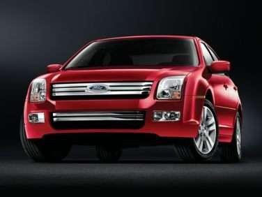 2009 Ford Fusion SE I4 (110A) FWD