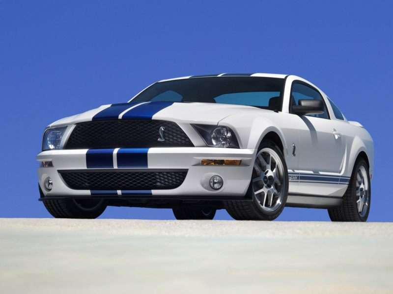 2007 Saleen Parnelli Jones Limited Edition Mustang Preview