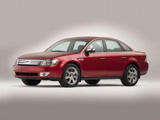 Ford Taurus Used-Car Buying Guide: 2008 - 2009