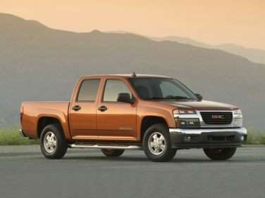 Kelley Blue Book ® - 2009 GMC Canyon Crew Cab Overview