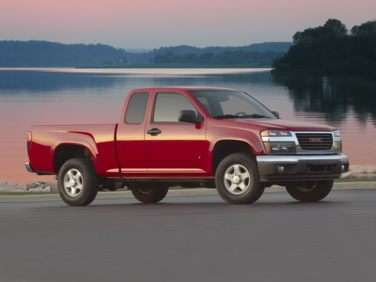 Kelley Blue Book ® - 2009 GMC Canyon Extended Cab Overview