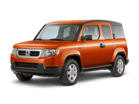 find used honda element