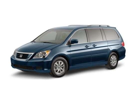2009 Honda Odyssey Overview