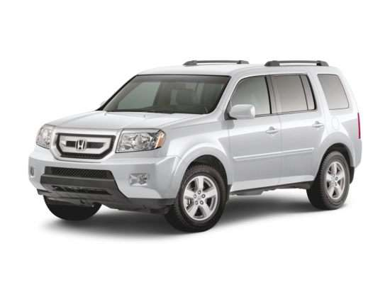 Road Test: 2009 Honda Pilot