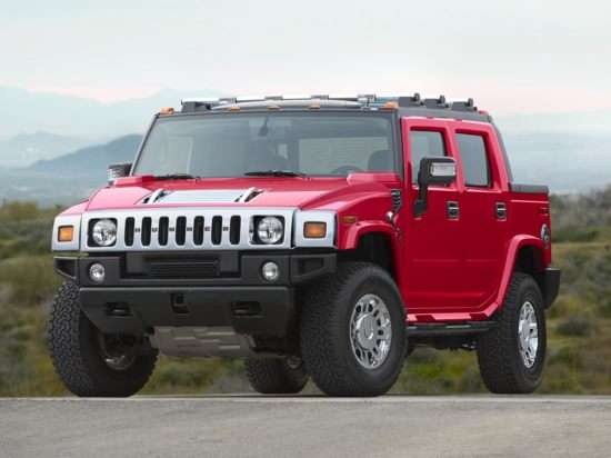 GM to Distribute Remaining HUMMERs Via Nationwide Raffle