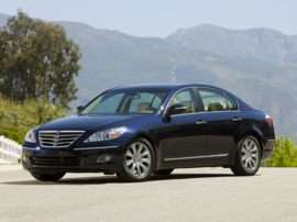 2009 Hyundai Genesis 3.8 4dr Rear-wheel Drive Sedan