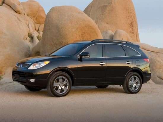 2009 Hyundai Veracruz Review