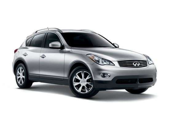 Road Test: 2009 Infiniti EX35