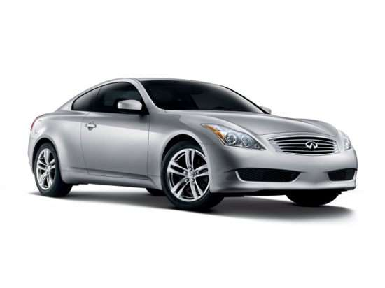 Coupe Comparison: 2009 Audi A5 vs. 2009 Infiniti G37 Coupe