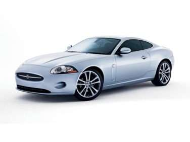 2009 Jaguar XK 