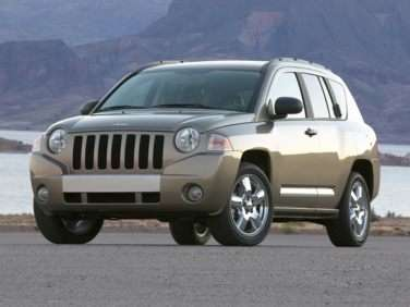 2009 Jeep Compass 