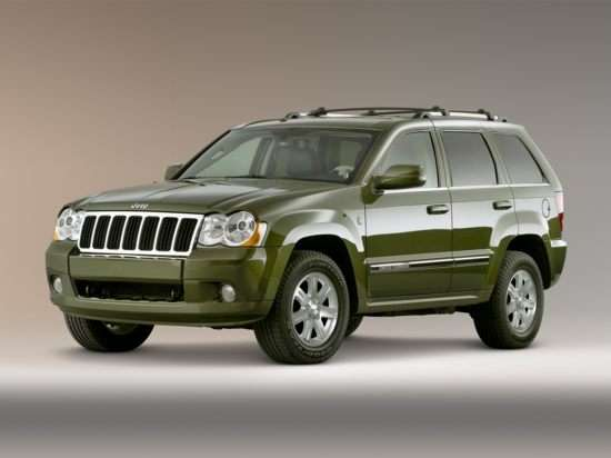 New York Debut: 2011 Jeep Grand Cherokee