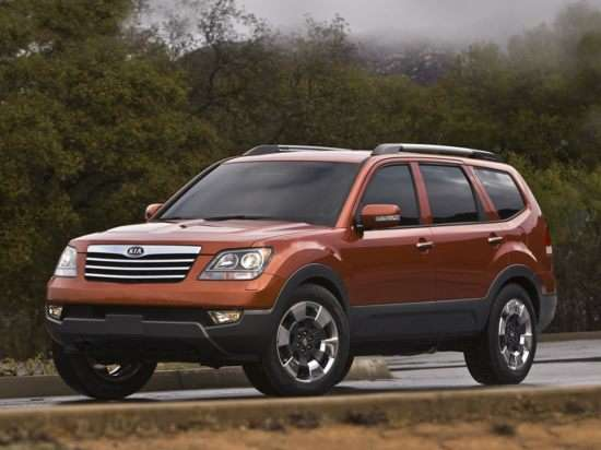 Kia to Kill the Kia Borrego?
