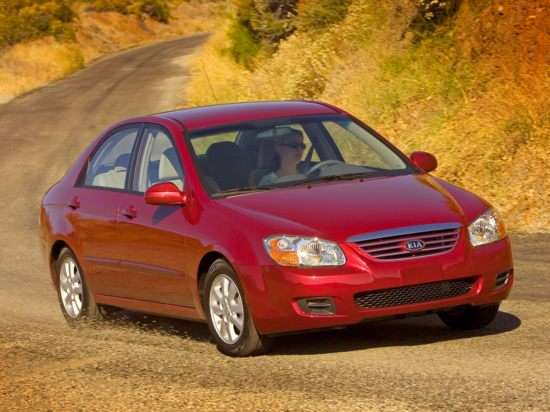 2009 Kia Spectra5 Review
