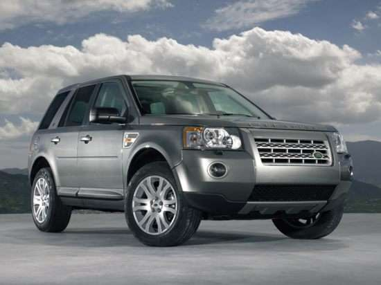 2009 Land Rover LR2 Overview