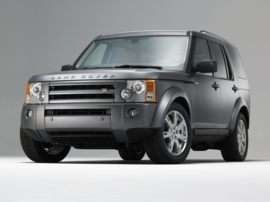 Test Drive: 2009 Land Rover LR3