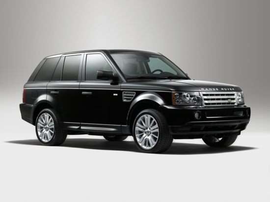 2009 Land Rover Range Rover Sport Review