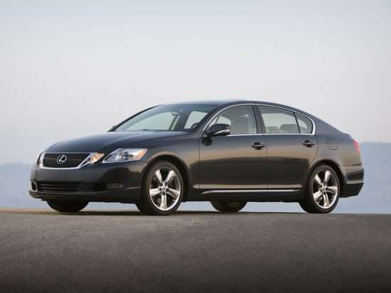 Road Test: 2009 Lexus GS 350