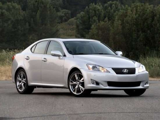 Cheapest Used Lexus Cars - IS 250, ES 250, RX 350