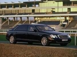 2009 Maybach 62 Base 4dr Sedan