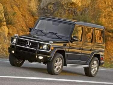 2009 Mercedes-Benz G-Class