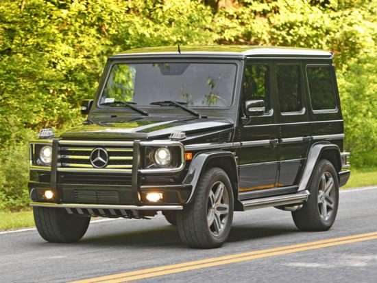 Mercedes-Benz Continues G-Class Production through 2015
