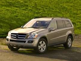 2009 Mercedes-Benz GL-Class Base GL450 4dr All-wheel Drive 4MATIC