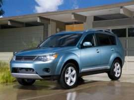 Road Test: 2009 Mitsubishi Outlander
