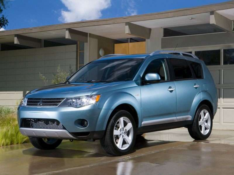2009 mitsubishi outlander pictures including interior and. Black Bedroom Furniture Sets. Home Design Ideas