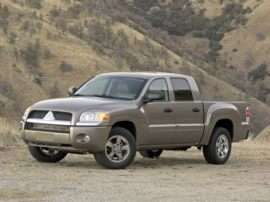 2009 Mitsubishi Raider Review