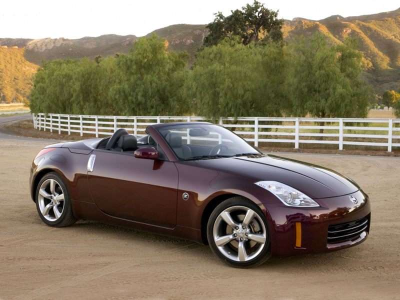 Best Used Nissan Convertible - 350Z