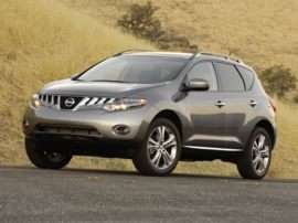 Best Used Nissan Crossover - Murano