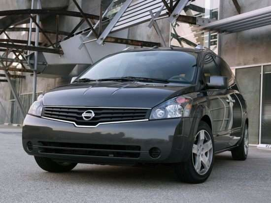 Best Used Nissan Minivan - Quest