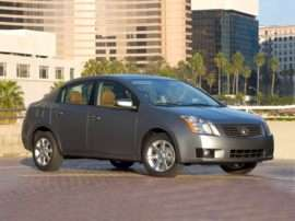 2009 Nissan Sentra 2.0 4dr Sedan