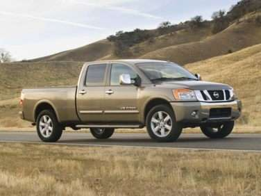 Kelley Blue Book ® - 2009 Nissan Titan Crew Cab Overview