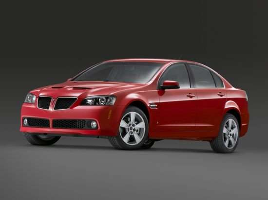 Street Legal Performance Introduces the 2009 Pontiac G8 Firehawk
