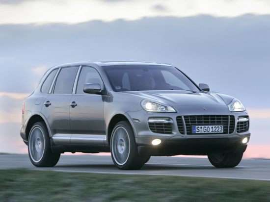 2008-2010 Porsche Cayenne (Type 957)