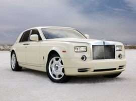2009 Rolls-Royce Phantom Base Sedan