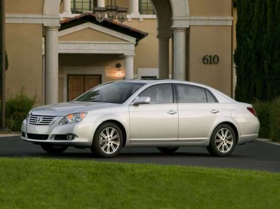Toyota Avalon Used Car Buyer's Guide: 2006, 2007, 2008, 2009
