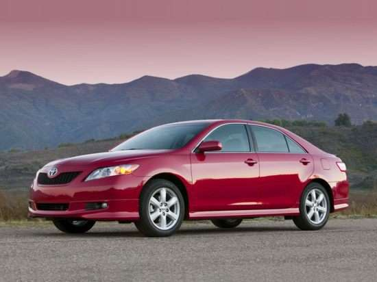 Test Drive: 2009 Toyota Camry