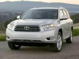Best Used Toyota Crossover - Highlander